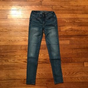 American Eagle Jeans size 00